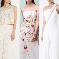 12 Chic Alternative Wedding Dresses for Offbeat Brides