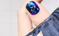 Astrology Nails May Be Our New Favorite Nail Trend