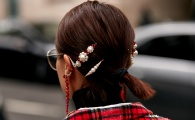 22 Ways to Wear Barrettes Like a Fashion Girl