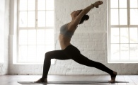 4 Yoga Poses That'll Kick Your Butt Into Shape