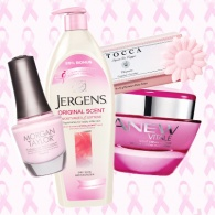 15 Breast Cancer Awareness Beauty Buys You'll Actually Love