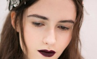 16 Ways to Rock Dark Lipstick in the Summer