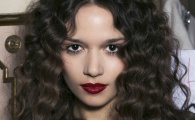 Step-By-Step: How to Diffuse Curly Hair