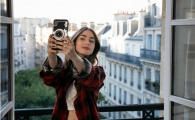 The Exact Lipsticks Lily Collins Wears in 'Emily in Paris'