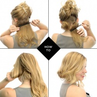 How to Do a Faux Bob in 8 Easy Steps