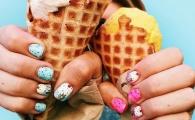 These Ice Cream Nail Designs Are the Sweetest Way to Celebrate Summer