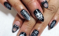 15 Halloween Nail Art Ideas You Can Wear All October