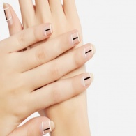 16 Chic, Minimalist Nail Designs to Try This Fall