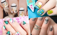These Nail Stamps Help You DIY All the Cutest Nail Art