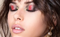8 Looks That Prove the Cherry Red Eyeshadow Trend Is Officially Wearable