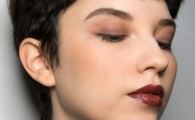 How to Rock the Perfect Vampy Statement Lip, in Three Easy Steps