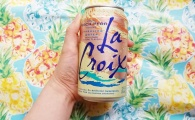 Here's What Happened When I Washed My Face With Peach Pear La Croix