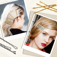 12 Gorgeous Bobby Pin Hairstyles You Can Create in Minutes