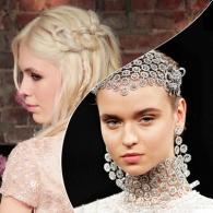 The Best Beauty Looks to Steal From Bridal Fashion Week