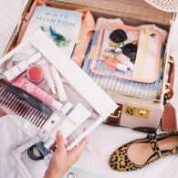 How to Pack Your Beauty Products Like a Pro