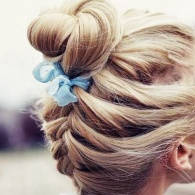 15 Ways to Wear Hair Ribbons