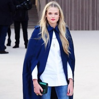 Ditch Your Coat and Try This Fall Outerwear Trend
