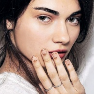 9 Negative Space Nail Art Looks to Copy Now