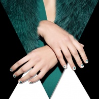 The Must-Try New Nail Art Trends, Straight off the Runway