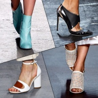 16 Pairs of Shoes From NYFW to Obsess Over Until Spring