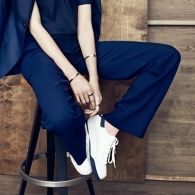 8 Chic Ways to Wear Sneakers With Everything