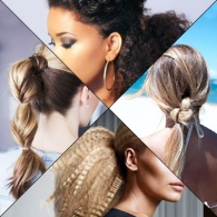 25 Ways to Step Up Your Ponytail Game