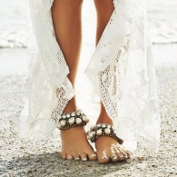 How to Get Your Flip-Flop-Battered Feet Pretty Again