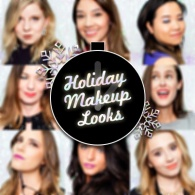 8 Day-to-Night Holiday Makeup Looks That Take 5 Minutes or Less