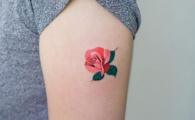 19 Rose Tattoos That Are Anything But Cliché