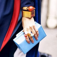 8 Glamorous Box Clutches to Wear With Your Party Dress
