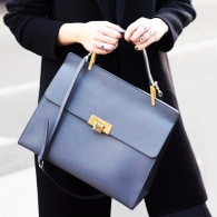 8 Structured Handbags We're Drooling Over