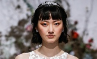 The Best Wedding Hair and Makeup Ideas Straight From Bridal Fashion Week Spring 2020