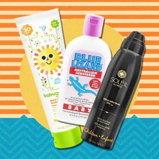 5 Best Baby Sunscreens You'll Want for Yourself