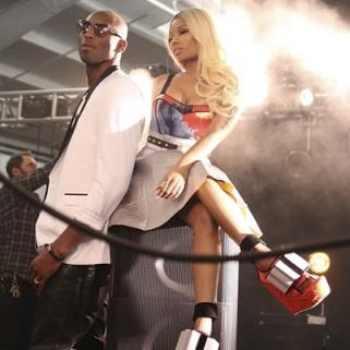 You Won't Photoshop Nicki Minaj and Get Away With It