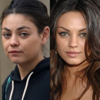 Celebs Without Makeup (You Know You Can't Resist)