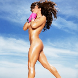 Top Athletes Get Naked for ESPN