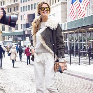 These Killer Street Style Looks Win NYFW