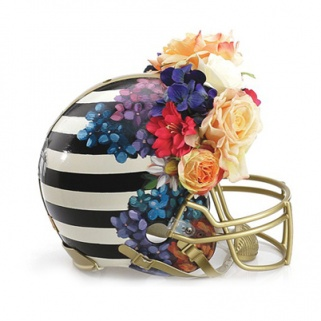 Celebrate the Super Bowl With One of These Haute Couture Helmets