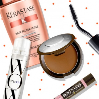 These New Beauty Products Will Give You the Face (and Hair) of Your Dreams