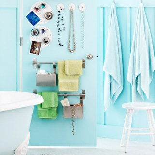 11 Genius Bathroom Organization Ideas
