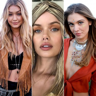 15 Coachella-Inspired Beauty Looks to Rock All Season Long