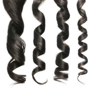 Pleasing Curling Iron Line Up The Right Wand For Every Curl Hairstyles For Women Draintrainus
