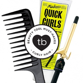 9 Essential Tools for Curly Hair