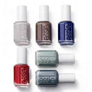 Essie's Fall Nail Polish Collection Has Just Arrived