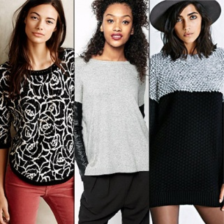 22 Fall-Weather Sweaters You Want Right Now