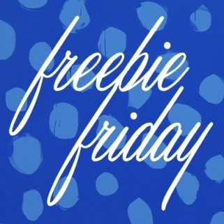 Free Stuff Friday!