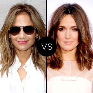 J-Lo vs. Rose Byrne: Battle of the Wavy Lob