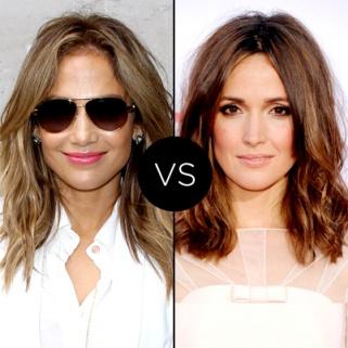 J-Lo vs. Rose Byrne: Battle of the Wavy Lob