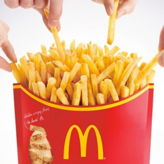 McDonald's Outdoes Itself: 1,142-Calorie Mega Potato Added to Menu