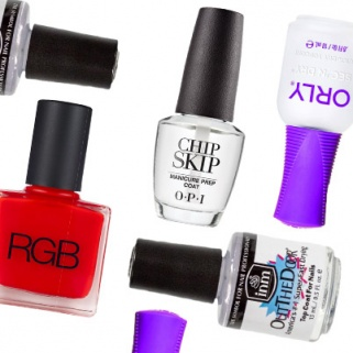 How to DIY the Perfect Half-Moon Manicure
